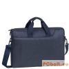 """RivaCase 8035 Laptop shoulder bag 15,6""""Dark Blue"""