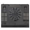 """RivaCase Notebook állvány, hűtőventilátorral, 17,3"""",  """"5556"""", fekete"""