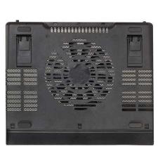 """RivaCase Notebook állvány, hűtőventilátorral, 17,3"""",  """"5556"""", fekete laptop kellék"""