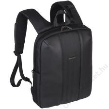 RivaCase Notebook hátizsák, 14, RIVACASE Narita 8125 fekete (NTRN8125B) számítógéptáska