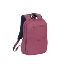 """RivaCase Notebook hátizsák, 15,6"""",  """"Suzuka 7760"""", piros számítógéptáska"""