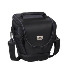 """RivaCase Válltáska, SLR fényképezőgépekhez, RIVACASE """"7205A-01"""" fekete fotós táska, koffer"""