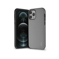 ROAR Apple iPhone 12/12 Pro ütésálló hátlap - Roar Rico Hybrid - grey tok és táska