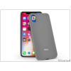 ROAR Apple iPhone X szilikon hátlap - Roar All Day Full 360 - grey