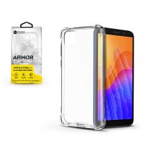 ROAR Huawei Y5p szilikon hátlap - Roar Armor Gel - transparent tok és táska