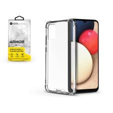 ROAR Samsung A025F Galaxy A02s szilikon hátlap - Roar Armor Gel - transparent tok és táska