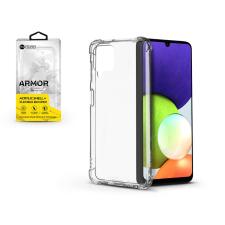 ROAR Samsung A225F Galaxy A22 4G szilikon hátlap - Roar Armor Gel - transparent tok és táska