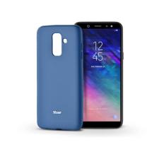 ROAR Samsung A605 Galaxy A6 Plus (2018) szilikon hátlap - Roar All Day Full 360 - kék tok és táska
