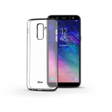 ROAR Samsung A605 Galaxy A6 Plus (2018) szilikon hátlap - Roar All Day Full 360 - transparent tok és táska