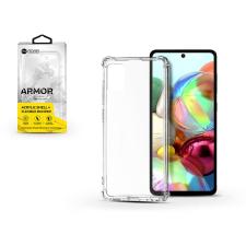 ROAR Samsung A715F Galaxy A71 szilikon hátlap - Roar Armor Gel - transparent tok és táska