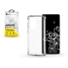 ROAR Samsung G988F Galaxy S20 Ultra szilikon hátlap - Roar Armor Gel - transparent tok és táska