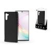 ROAR Samsung N970F Galaxy Note 10 szilikon hátlap - Roar Carbon Armor Ultra-Light Soft Case - fekete