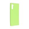 ROAR Színes zselés tok - Samsung Galaxy Note 10 lime telefontok