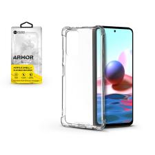 ROAR Xiaomi Redmi Note 10/Note 10S szilikon hátlap - Roar Armor Gel - transparent tok és táska