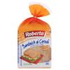 Roberto búza-, rozs- és tönkölylisztből készült szeletelt kenyér 300 g