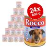 Rocco Classic óriáscsomag 24 x 800 g - Marha & vad