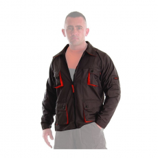 Rock SAFETY® ROCK szürke-narancssárga munkás dzseki : Kabát kialakítása: - Dzseki, Munkaruha jelege: - Kabát / Dzseki, Szín: - Szürke-Narancs, UN méret: - 44-es (S)