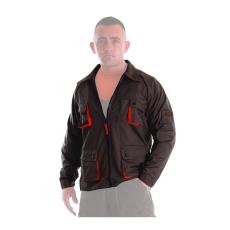 Rock SAFETY® ROCK szürke-narancssárga munkás dzseki : Kabát kialakítása: - Dzseki, Munkaruha jelege: - Kabát / Dzseki, Szín: - Szürke-Narancs, UN méret: - 66-os (4XL)