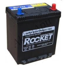 Rocket 35Ah 300A SMFNS40ENL Jobb+ autó akkumulátor