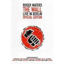 ROGER WATERS - The Wall Live In Berlin /spec:edition/ DVD zene és musical