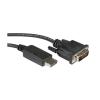 ROLINE Cable ROLINE DisplayPort DP M - DVI (24+1) M 1 m