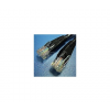 ROLINE Cable ROLINE UTP CAT5e patch 2m fekete
