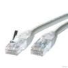 ROLINE Kábel UTP CAT5e 1m fekete - 21.15.0535