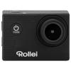 Rollei ActionCam 372 sportkamera vízálló tokkal (fekete)