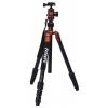 Rollei Fotopro C5i állvány gömbfejjel + bélelt táska (narancssárga)
