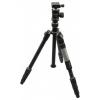 Rollei Fotopro C5i II állvány T3S gömbfejjel + bélelt táska (titánszürke)