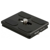 Rollei Fotopro QAL-50 Arca kompatibilis gyorscseretalp (2 db) (fekete)
