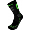 Rollerblade High Performance Socks black/green - XL