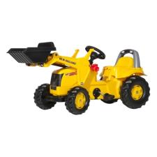 Rolly Toys Rolly Kid New Holland Construction pedálos markolós traktor bébijárgány