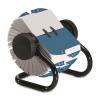 ROLODEX 500 db-os forgó kartotékozó, fekete