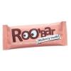 ROObar Bio gyümölcsszelet Fehér eper & Vanília 30g