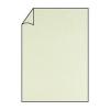 Rössler Papier GmbH and Co. KG Rössler A/4 levélpapír 210x297 100 gr. metál friss menta