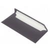 Rössler Papier GmbH and Co. KG Rössler LA/4 boríték 110x220 100 gr. sötét szürke