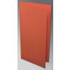 Rössler Papier GmbH and Co. KG Rössler LA/4 karton  2 részes 100/200x210 mm 220gr. mandarin