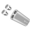 Rowkin Bit Charge Stereo Silver