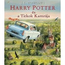 Rowling, J. K. Harry Potter és a Titkok Kamrája (illusztrált kiadás) gyermek- és ifjúsági könyv