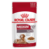 Royal Canin 20x140g Royal Canin Medium Ageing nedves kutyatáp