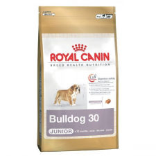 Royal Canin Bulldog Junior 3kg kutyaeledel