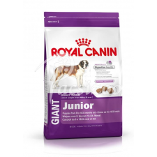 Royal Canin GIANT 45 KG FELETT JUNIOR 4KG kutyaeledel