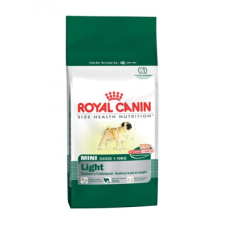 Royal Canin Mini Light 2 kg kutyaeledel