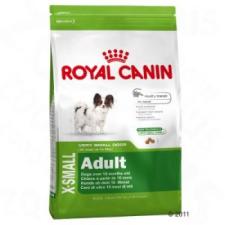 Royal Canin X-Small Adult 3 kg kutyaeledel