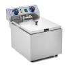 ROYAL CATERING Elektromos Olajsütő - 1 x 13 liter időzítő funkcióval (60 perc)