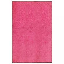 Rózsaszín kimosható lábtörlő 120 x 180 cm lakástextília