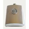 Rozsdamentes flaska ón koszorús címeres matricával 270ml