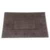 """RS OFFICE Kültéri szennyfogó szőnyeg, 57x86 cm,  """"Step In"""" barna"""