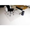 """RS OFFICE Székalátét, szőnyegre, E forma, 120x150 cm, """"Ecoblue"""""""
